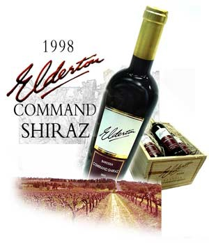 1998 Elderton Command Shiraz