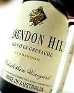 2003 Clarendon Hills Hickinbotham Vineyard Old Vines Grenache