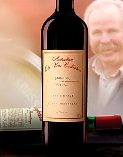 2003 Gibson's Australian Old Vine Collection Shiraz