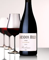 2005 Clarendon Hills Brookman Vineyard Syrah