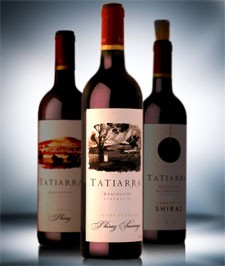 2006 Tatiarra Caravan of Dreams Shiraz Pressings