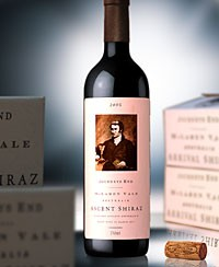 2005 Journeys End Vineyards Ascent Shiraz