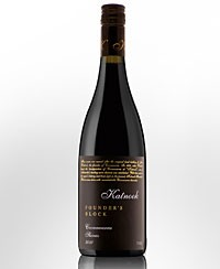 2010 Katnook Estate Founder's Block Coonawarra Shiraz