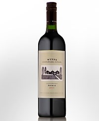 2011 Wynns Coonawarra Estate  Shiraz