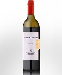 2011 Chateau Tanunda Barossa Tower Shiraz