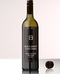 2010 Buckshot Vineyard Heathcote Shiraz