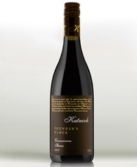2011 Katnook Estate Founder's Block Coonawarra Shiraz