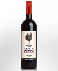2012 The Black Chook  Shiraz