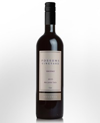 2010 Possums Vineyard Reserve Shiraz