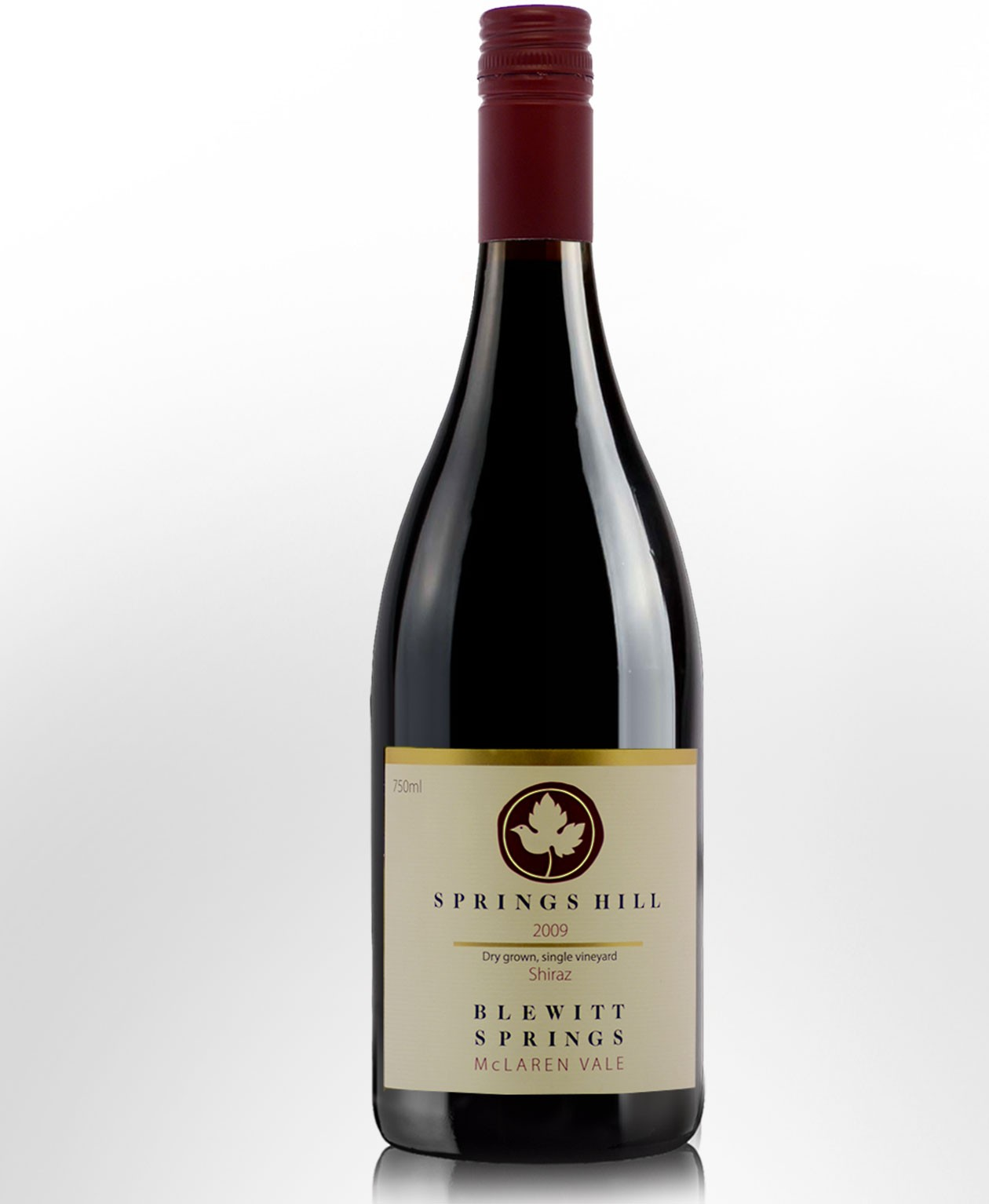 2009 Spring Hill Blewitt Springs Shiraz