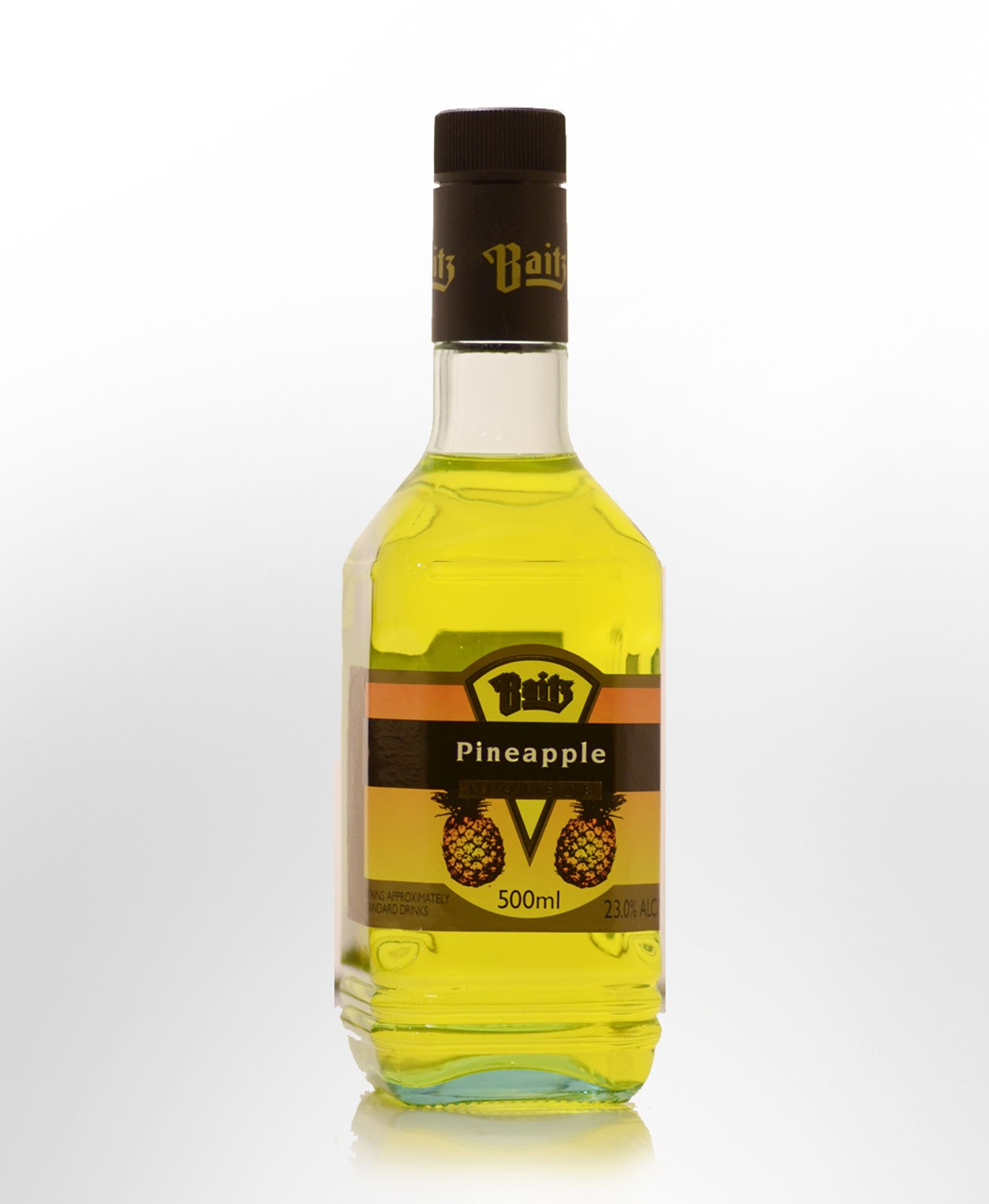 Baitz Pineapple Liqueur (500ml)
